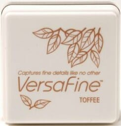 Tsukineko - Toffee Versafine Small Pad