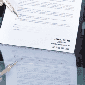 Notary, Legal & Solicitor Stamps