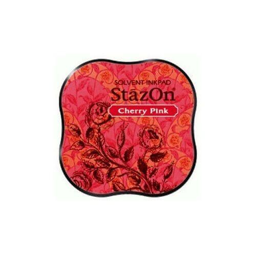 Tsukineko - Stazon Midi Pad Cherry Pink