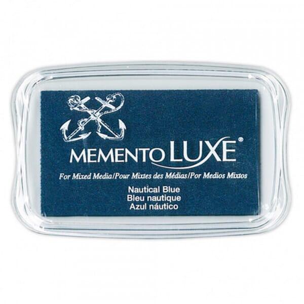Tsukineko - Memento Luxe Nautical Blue