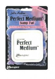 Ranger Ink - Perfect Medium Clear Pad