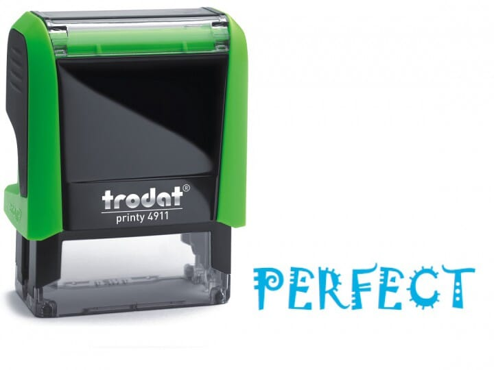 Trodat Classmate Self-Inking - Perfect 4911