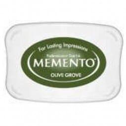 Tsukineko - Olive Grove Memento Ink Pad