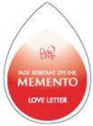 Tsukineko - Love Letter Mmnto Dew Drop Pad
