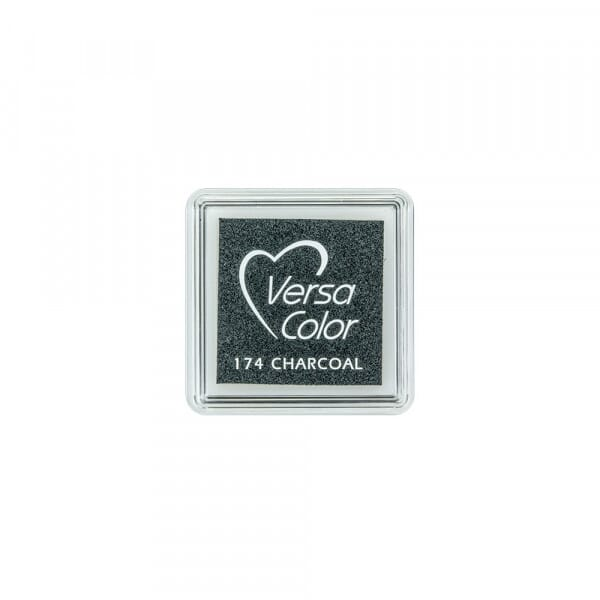 Tsukineko - Charcoal Versasmall Pad