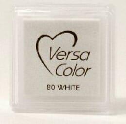 Tsukineko - White Versasmall Pad