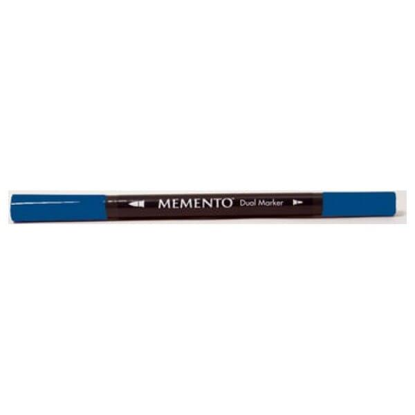 Tsukineko - Nautical Blue Memento Marker