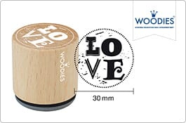 Woodies Love Stamps