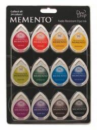 Tsukineko - Memento 12 Piece Set Gum Drops