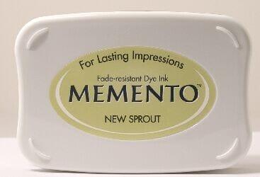 Tsukineko - New Sprout Memento Ink Pad