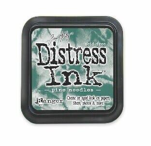 Ranger Ink - Pine Needles Distress Pad