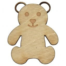 Craft Shapes - Teddy Bear