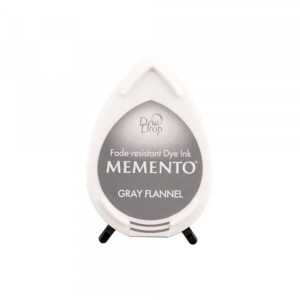 Tsukineko - Gray Flannel Memento Dew Drop Pd