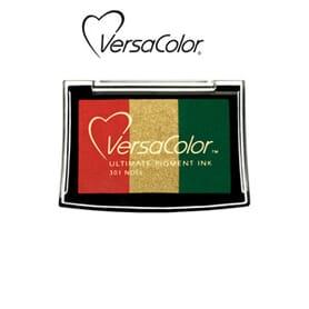 VersaColor 3 Colour Pigment Ink pads
