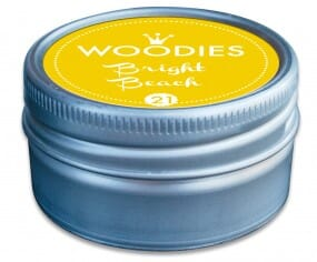 Woodies stamp pad Bright Beach