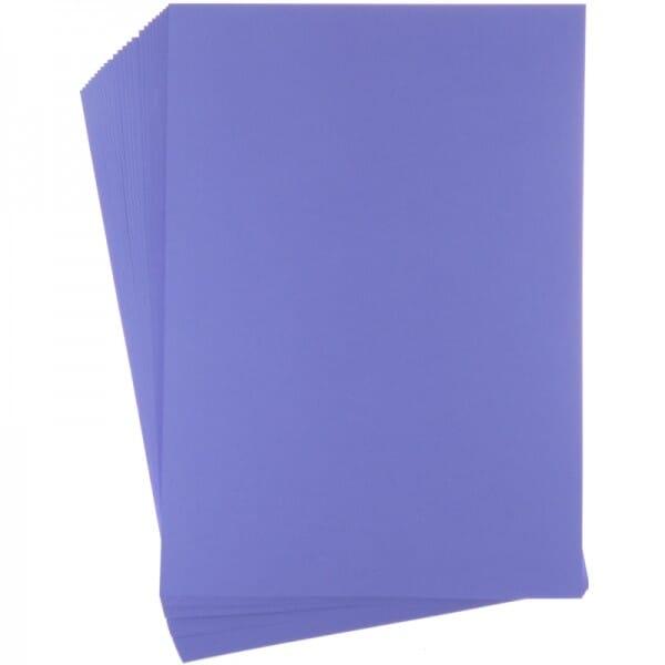 Sweet Dixie - Purple Card Stock