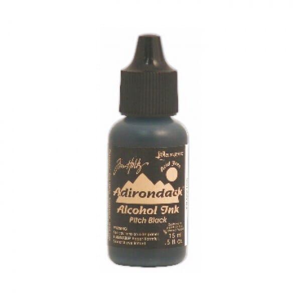 Ranger Ink - Pitch Black 1/2oz Alcohol Ink