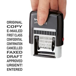 Phrase & Date Stamps