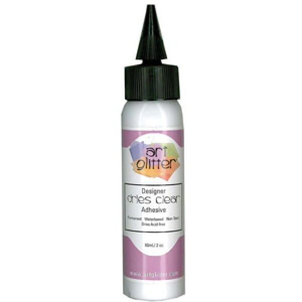 Art Glitter - Dry Clear Glue
