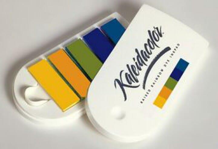 Tsukineko - Creole Spice Kaleidacolor Ink Pad