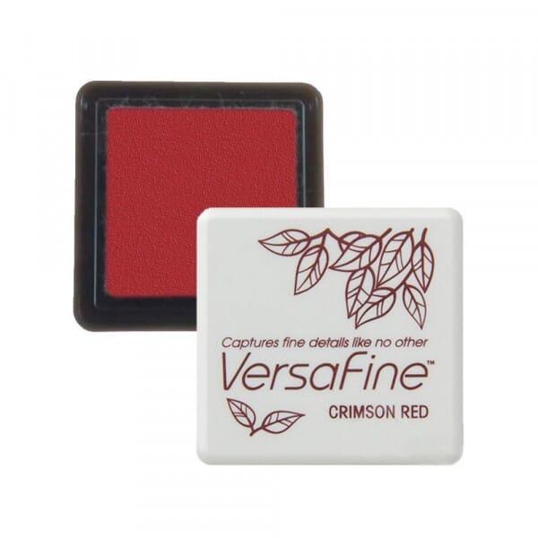Tsukineko - Crimson Red Versafine Small Pad