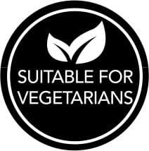 Vegetarian Food Packaging Stamp