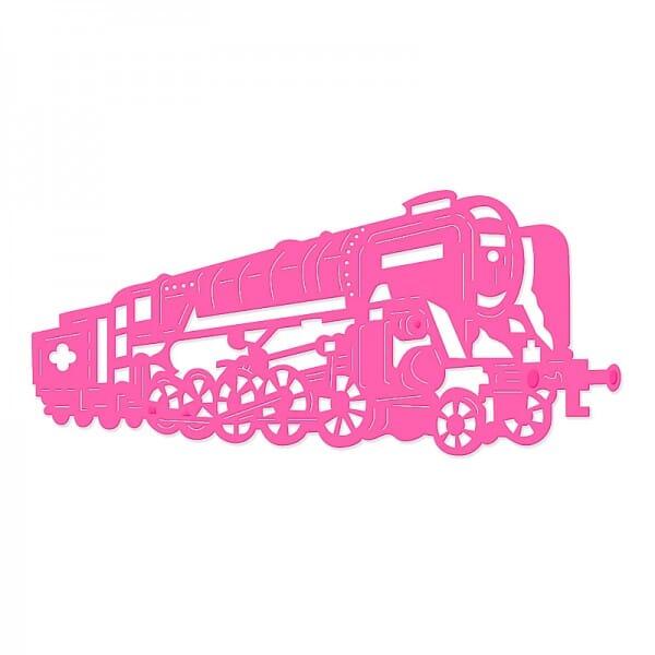 Sweet Dixie Steam Train Die by Sue Dix