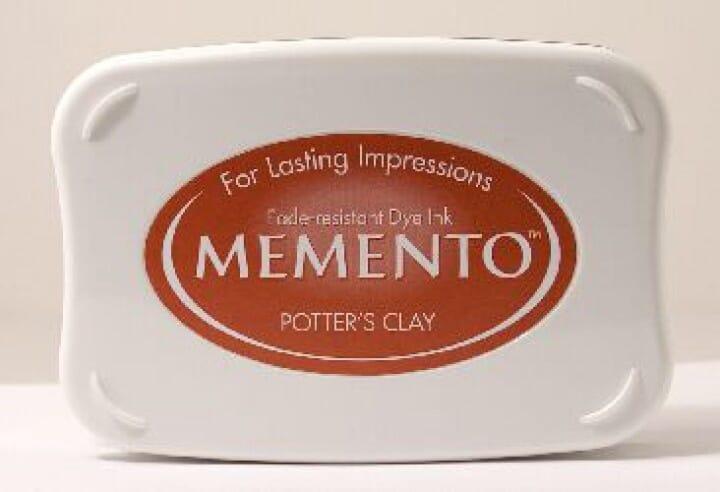 Tsukineko - Potters Clay Memento Ink Pad