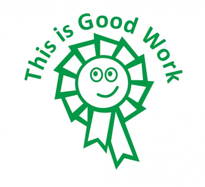 Trodat Printy 4922 - This is good work - green