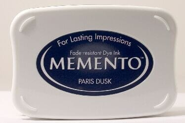 Tsukineko - Paris Dusk Memento Ink Pad