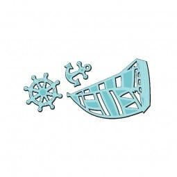 Sue Dix Designs - Yacht Mini Dies