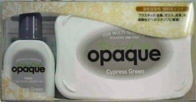 Tsukineko - Cypress Green Stazon Pad