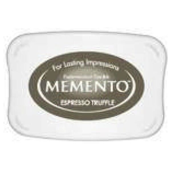 Tsukineko - Espresso Truffle Memento Ink Pad