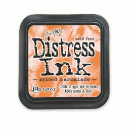 Ranger Ink - Spiced Marmalade Distress Pad