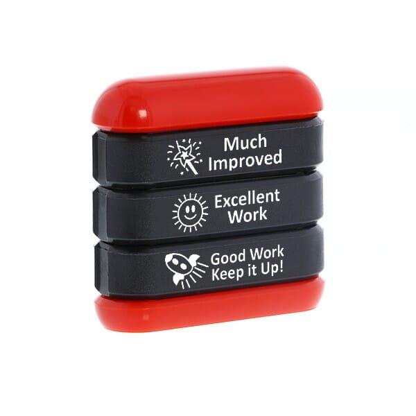 Trodat Stamp Stack - Work 5