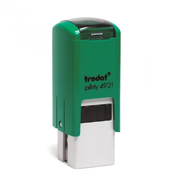 Teacher Marking Stamp - Green Tick
