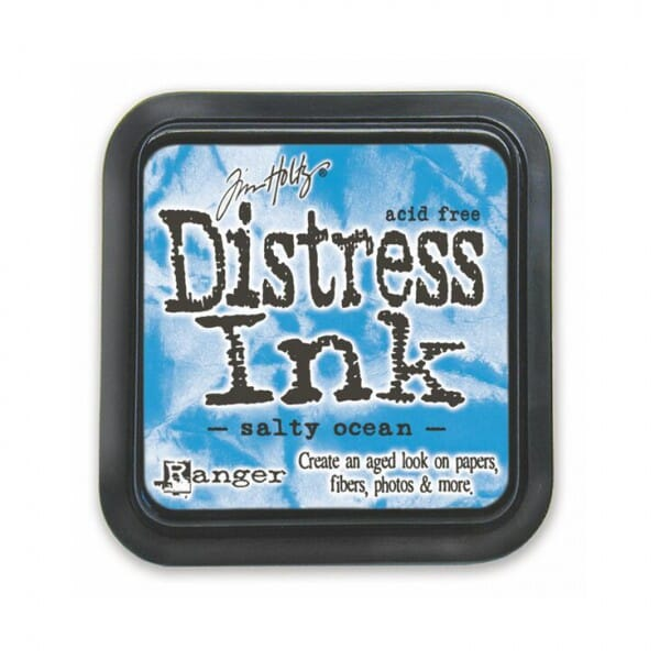 Ranger Ink - Salty Ocean Distress Ink Pads