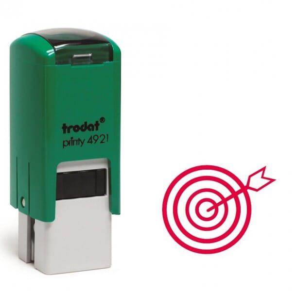 Trodat Printy 4921 - Target - red