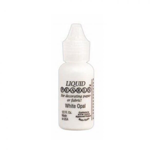 Ranger Ink - BS Liquid Perals - White Opal