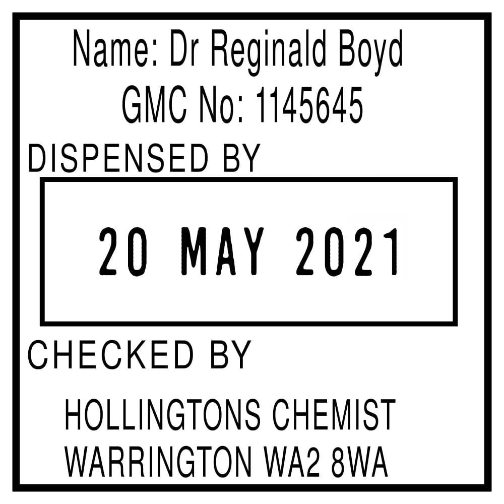 Prescription-Stamp