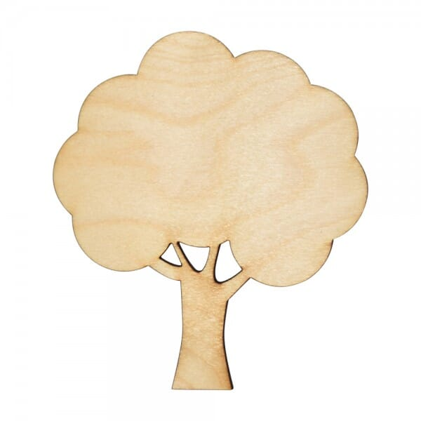 Craft Shapes - Tree