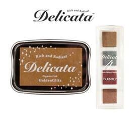 Delicata Metallic Ink Pads