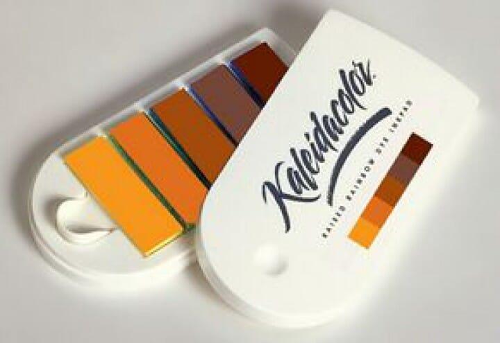 Tsukineko - Cappucino Delight Kaleidacolor Ink Pad