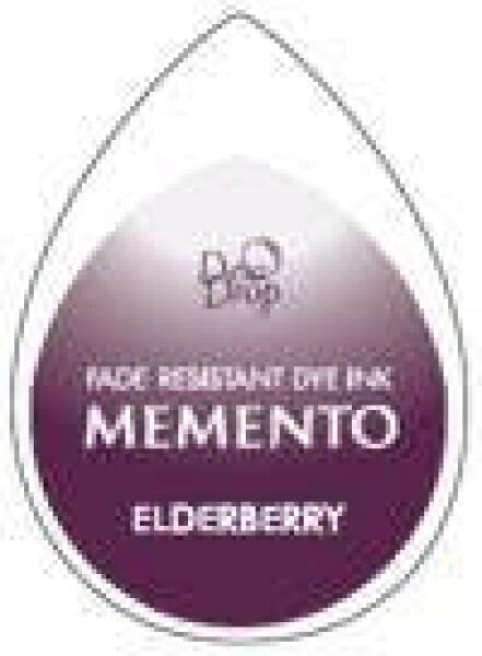 Tsukineko - Elderberry Mmento Dew Drop Pad
