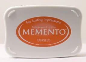 Tsukineko - Tangelo Memento Ink Pad