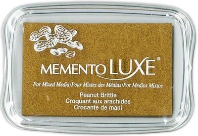 Tsukineko - Memento Luxe Peanut Brittle