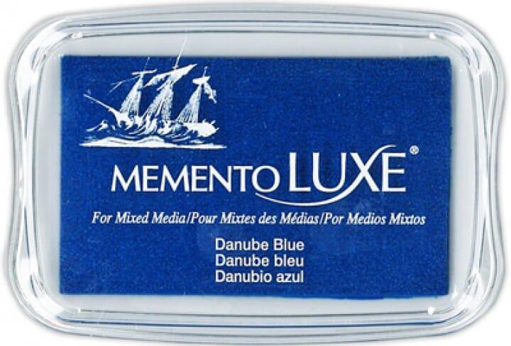 Tsukineko - Memento Luxe Danube Blue