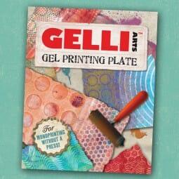Gelli Arts - Gelli Plate 8x10x3/8 inch