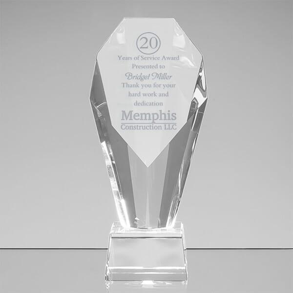Customised Long Term Service Award