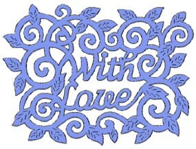 Sweet Dixie - With Love Swirls And Leaves